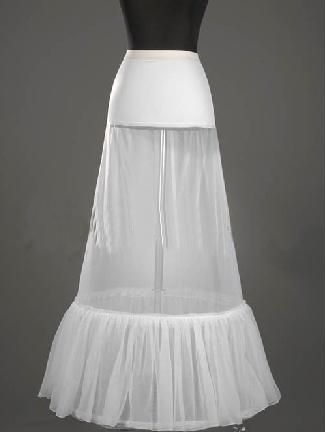 Two hoop petticoat