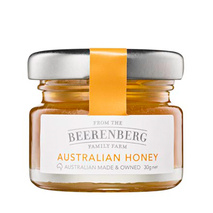 Set of 120 Miniature Jam/Honey Jars - 30gm