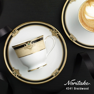 Gift cup and saucer sets 04