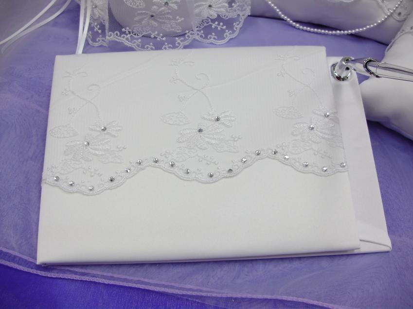 Guest Book & Pen Set