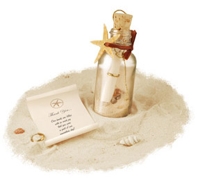 Set of 24 Message In A Bottle