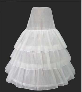 3 hoop petticoat