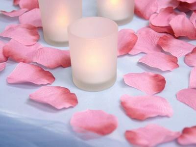 Silk Rose Petals - 500 per pack