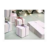 Set of 100 Cube Favor Boxes