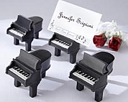 Set of 4 Piano Place Card Holders