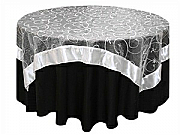 Organza Tablecloth / Overlay