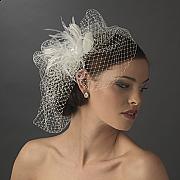 'Leah' Veil / Birdcage