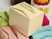 Tote style Favor Boxes - set of 100