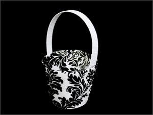 Flowergirl Baskets & Ringbearer Pillows