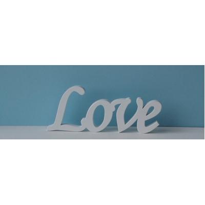 """Wooden Words - """"Love"""""""