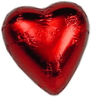150 x Chocolate Hearts