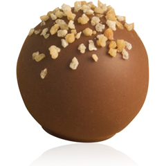 Gourmet selection of belgian truffles - 47 chocolates