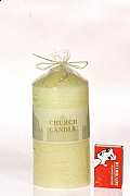 Set of 24 Church Candles