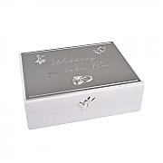 Wedding Keepsafe Box